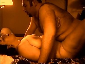 Mature indian couple threesome group sex