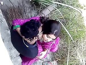 Cute Young Tamil Girl Risky Outdoor Sex With Boyfriend