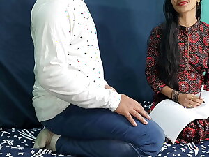 Hindi Sex Teacher Having Secret Affair With Her Student