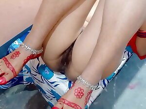 Best Indian Homemade XXX Red Dress Painful Fucking Porn In Hindi